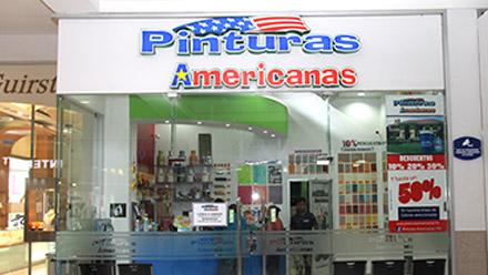 Metromall honduras pinturas americanas