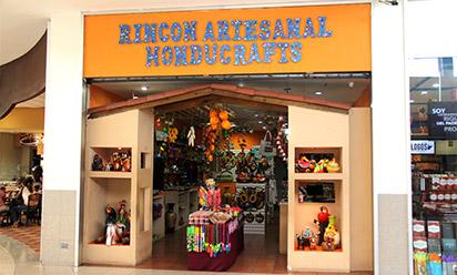 Metromall honduras rincon artesanal