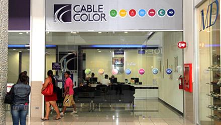 Metromall honduras cable color
