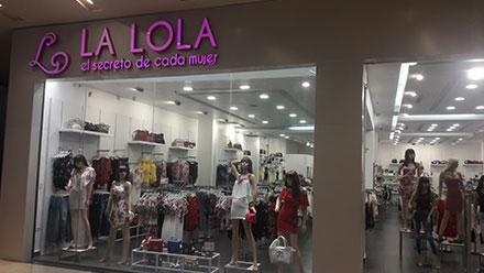 La Lola. Encuentra variedad de ropa a3ffc3fd734